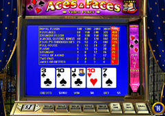 Aces & Faces Cards