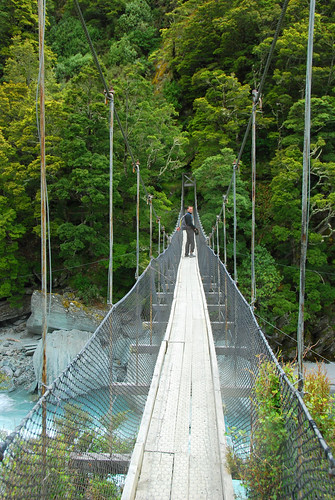 long swingbridge