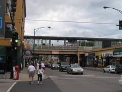 Addison Station (Sean_Marshall) Tags: chicago illinois cta blueline l