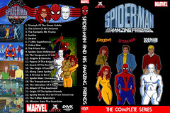 Spider-Man and His amazing Friends (Fabricio Marvel) Tags: friends amazing lion spiderman may aunt iceman his firestar