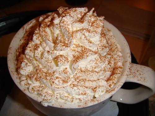 Panera Chai Latte