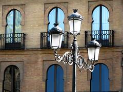 Sevilla (Graa Vargas) Tags: espaa lamp sevilla spain luminria graavargas 2008graavargasallrightsreserved 2000181208