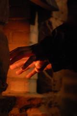 Warm fingers