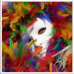 carnevale (D.mallory) Tags: carnival venice italy colour art colors beauty face photo amazing eyes nikon mask emotion sguardo masks carnaval beauties emotions carnevale venezia colori ritratto 2009 viso maschera sensation maschere emozioni volto awesomeshot emozione flickrestrellas colorfullaward peter58 niceshotmosaic13
