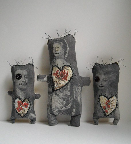 Voodoo Bunch by junkerjane.