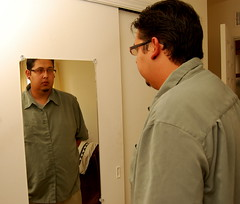 Reflections of myself - 022/365