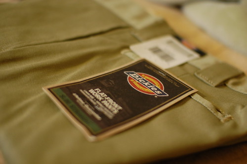 Dickies 873 Slim Work Pants