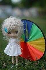 UFO? - 14/365 A Doll A Day