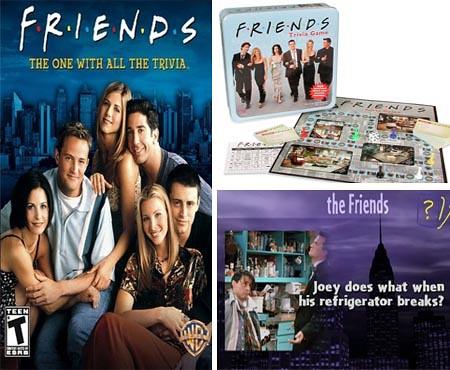 Friends Jogo