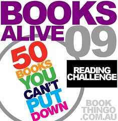 Books Alive 2009 Reading Challenge by bookthingo.com.au