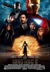 IRON MAN 2 – Demir Adam 2 – Sinema Filmi afişi