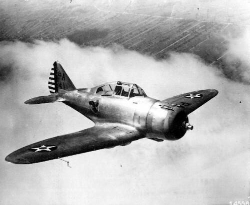 Seversky : P-35