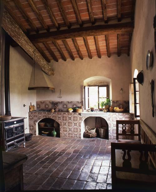 A Rustic Italian Farmhouse