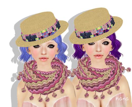 (Slow Kitchen)Hair_05(Iris-purple)