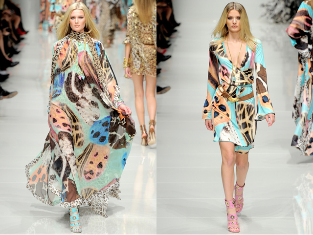 butterfly print4 bluemarine spring 2011