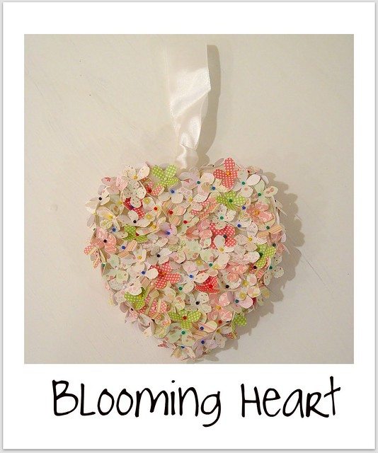 blooming heart