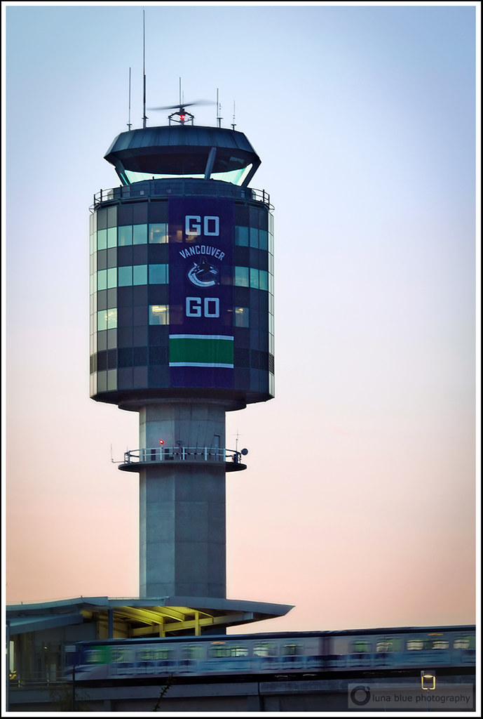 YVR Control Tower