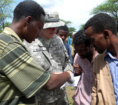 Horn of Africa, May 2011