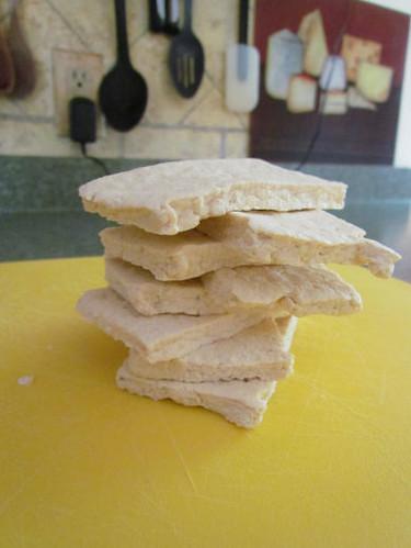 Voila!  Pressed Tofu.