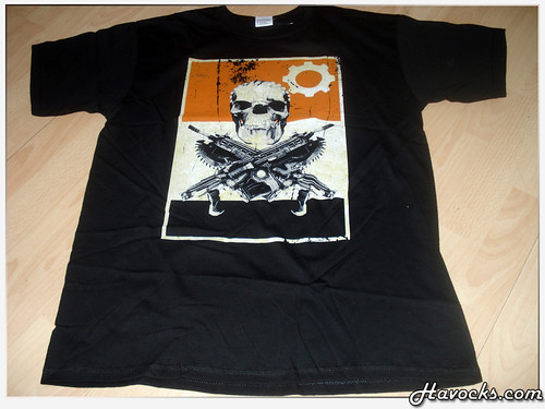 T-Shirt - GoW3 Beta Tester - 01