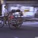 Trishaw @ Pasar Klewer (Infrared)