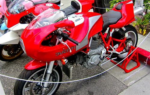 The 2011 Ducati