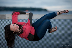 Julie-11 (maclaren4l) Tags: seattle sunset model julie canon5d pnw 85mm12l canonef85mm12l