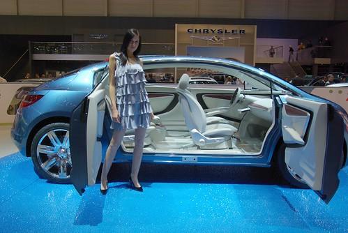 Новый концепт-кар от Chrysler