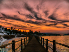 Bridge to? (Menetnasht) Tags: california bear bridge winter sunset sky lake snow clouds point lumix fire frozen big long skiing dramatic resort panasonic walkway manmade vanishing soe hdr dmc contests fz50 ogm bigmomma blueribbonwinner supershot abigfave anawesomeshot holidaysvacanzeurlaub superbmasterpiece infinestyle superfaveme favemegroup11 theunforgettablepictures photofaceoffwinner platinumheartaward goldstaraward beautifulworldchallenges thechallengefactory