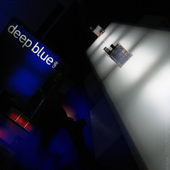 """2008_366074 - Deep Blue Cafe • <a style=""""font-size:0.8em;"""" href=""""http://www.flickr.com/photos/84668659@N00/2333117461/"""" target=""""_blank"""">View on Flickr</a>"""