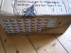 Parcel from Lia