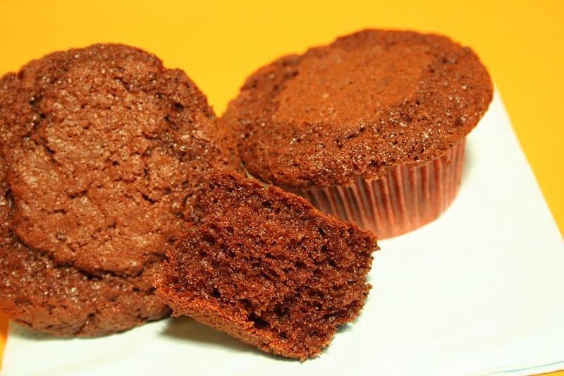 Muffins al cacao