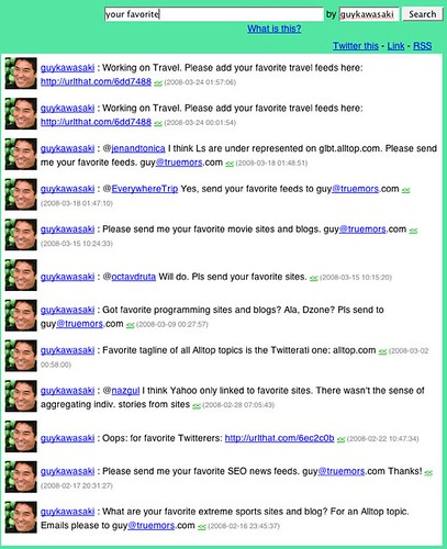 crowdsourcing twitter