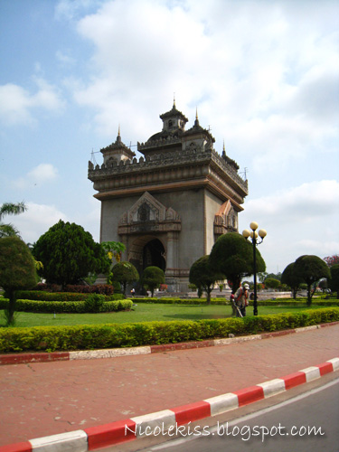 patuxai from afar