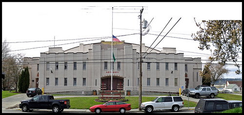 Washington State National Guard Armory