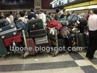 KM airport