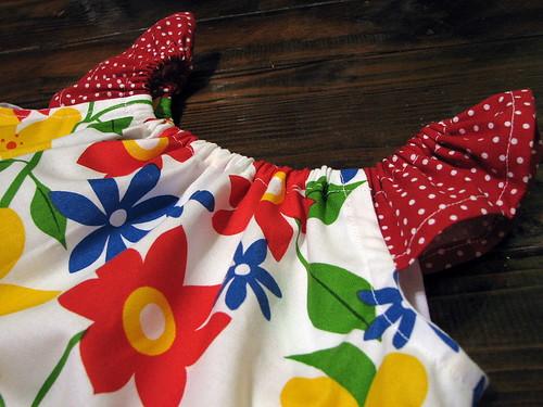 Ava's birthday dress