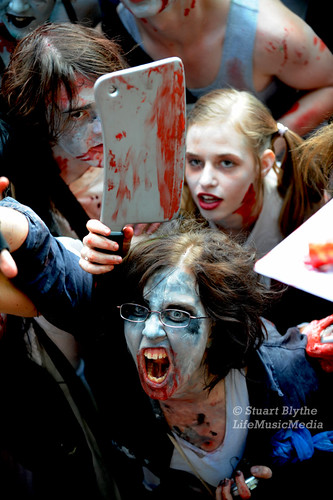 Brisbane Zombie Walk 2008