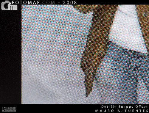 Detalle Snappy álbum Offset