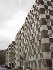 Chequerboard Flats, Westminister