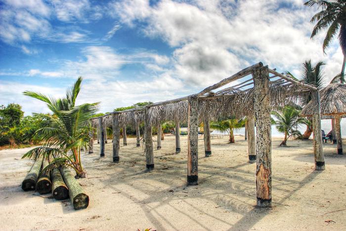 Sun Island, Belize.
