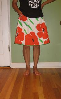 Sheet Swap Skirt