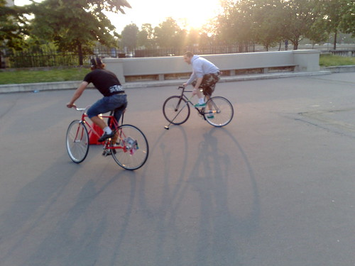 panam bike polo 08.06.08