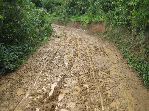 Road near Kalaw#2