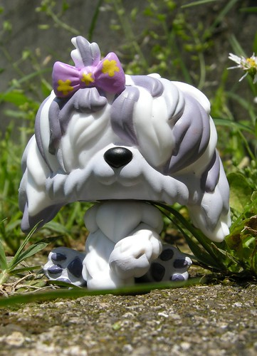 LPS SHEEPDOG # 465 by unaerica.