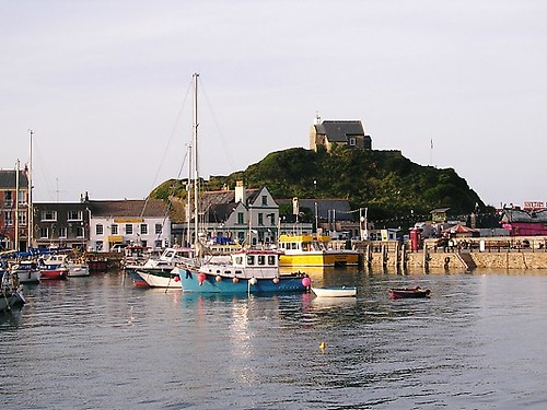 Ilfracombe Harbour picture by Flickr user Sue Hasker - Slowly but Surely!