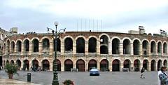 Roman Amphitheatre, Verona, Italy (Snuffy) Tags: italy verona romanamphitheatre