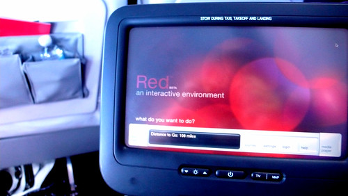 virgin america red interactive