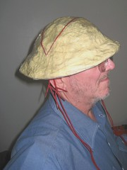 homemade hat