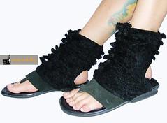 Nozinhos (Pinq Industry) Tags: artesanato sandlias couro